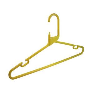 41cm Rainbow Multipurpose Suit Hanger - Yellow - 350