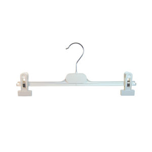 plastic hangers grey and white hangers 402 230 front