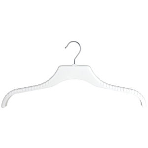 plastic hangers grey and white hangers 402 338 front