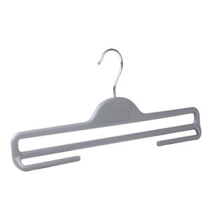 plastic hangers grey and white hangers 406 300