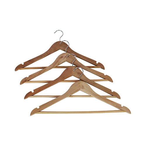 wooden hangers natural wood 402 525 group front