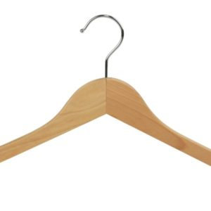 wooden hangers natural wood 402 602 frontal