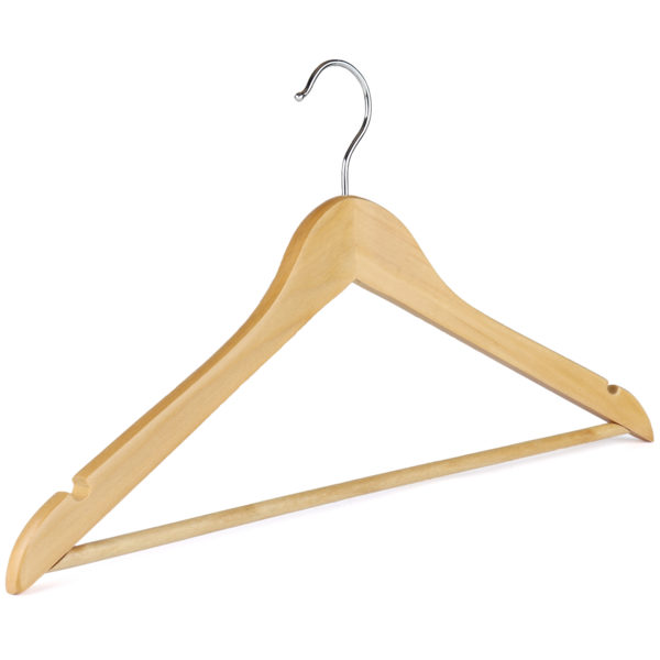 wooden hangers natural wood 402 608
