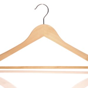wooden hangers natural wood 402 608 frontal