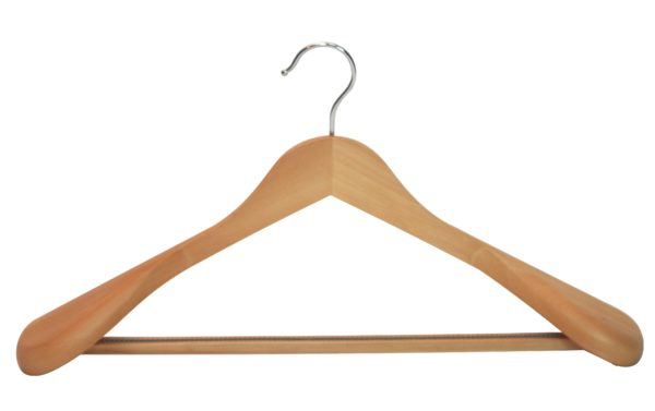 wooden hangers natural wood 402 620 frontal