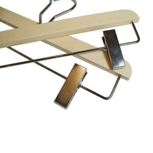 wooden hangers white wash beech 404 642 close up end pair