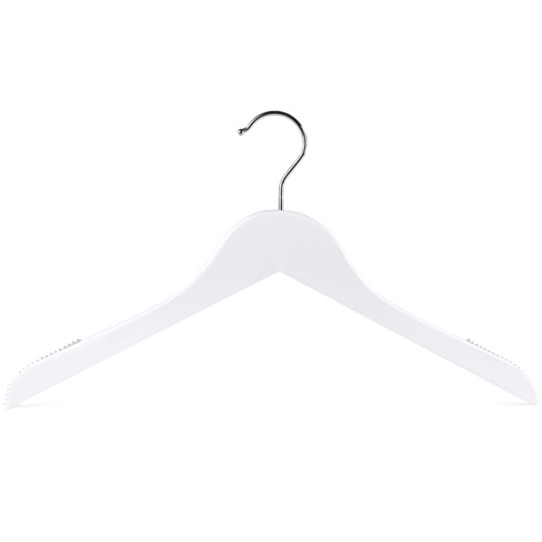 wooden hangers white wood 402 452 frontal