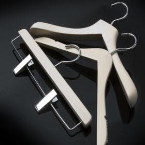 White Wash Beechwood Hangers